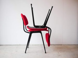 Revolt Chair by Friso Kramer